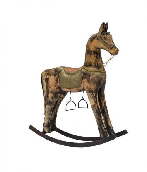 Cavallo A Dondolo In Legno.Cavalli Legno Dondolo O Con Ruote Archivi B B Sas Import Export